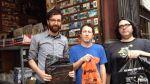 Yo La Tengo: integrantes del grupo compraron vinilos en Quilca - Noticias de discos de vinilos