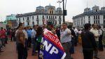 Trabajadores estatales marchan a la PCM contra Ley Servir - Noticias de ley servir