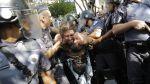Los 'Anti Copa' hacen convulsionar la inauguración del Mundial - Noticias de corinthians