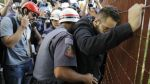 Brasil: Policía detuvo una marcha hacia el Arena Corinthians - Noticias de corinthians