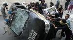 Brasil: las protestas terminan en destrozos en Belo Horizonte - Noticias de corinthians